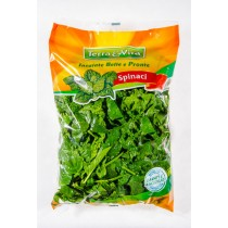 Spinaci in Busta 500gr.