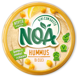 Hummus di Ceci Noa 178gr.