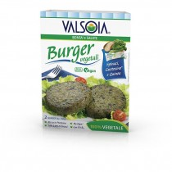 2 Burger Valsoia 200gr.