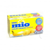 Yogurt Mio Banana 250gr.