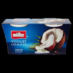 Yogurt Muller Cremoso Cocco...