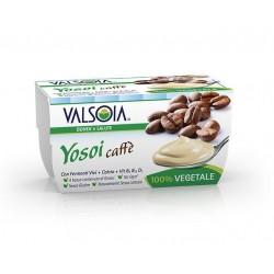 Yogurt Valsoia Caffè 250gr.