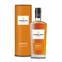 Grappa Barolo - Inga 0,500 Lt.