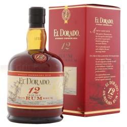 Rum Eldorado 12 Anni 0,70Lt.
