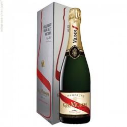 Champagne Mumm Rouge  0,75Lt.