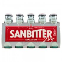 Sanbitter Dry 10X100cl.