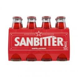 Sanbitter Rosso 10X100cl.