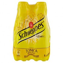 Schweppes Tonica  4X250cl.