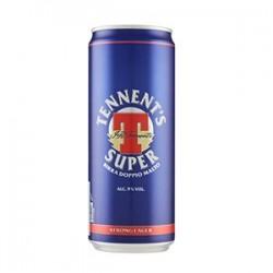 Birra Tennent's 33cl.