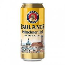 Birra Paulaner 50cl.
