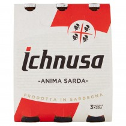 Birra Ichnusa Bot. 3X 33cl.