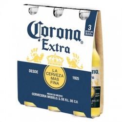 Birra Corona Extra Bot. 3X...