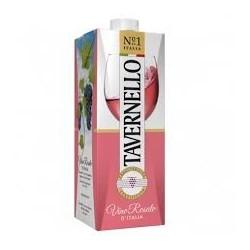 Vino Tavernello Rosato 1Lt.