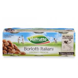 Fagioli Borlotti Valfrutta...