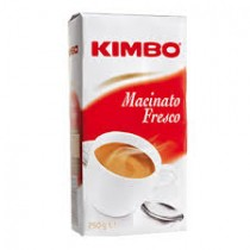 Kimbo Macinato Fresco 250gr.