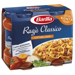 Barilla Ragu Classico 2X180gr.