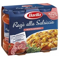 Barilla Ragu alla Salsiccia...