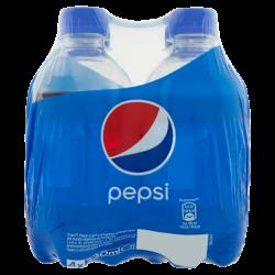 Pepsi Cola 4X 0,330Lt