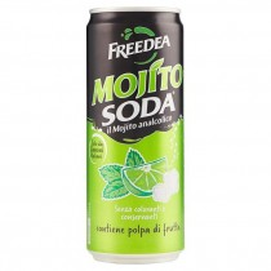 Mojito Soda 33cl LAT