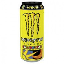 Monster Energy VR46 50cl LAT