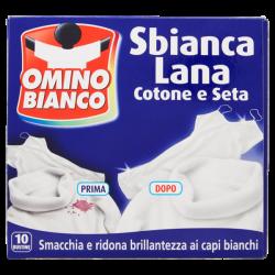 Omino Bianco Sbianca Lana...