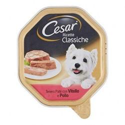 Cesar Pate Classica Manzo e...