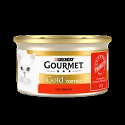 Gourmet Gold Manzo 0.085Kg