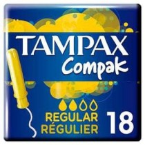 Tampax & Go Regular X18