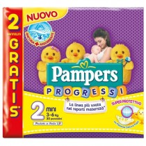 Pampers 2 Progressi X30 3-6Kg