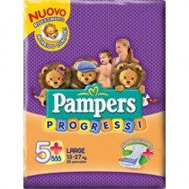 Pampers 5 Progressi X20...