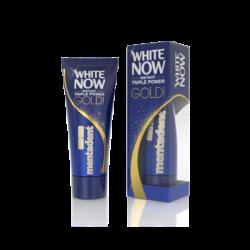 Dentifricio Mentadent White...