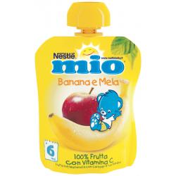Pouch Mio Banana Mela 0.90Kg