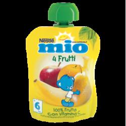 Pouch Mio 4 Frutti 0.90Kg