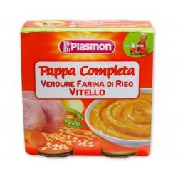 Plasmon Verdure Con Vitello...
