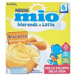 Merendina Biscotto Mio X4...
