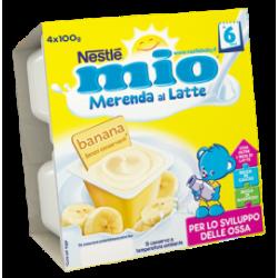 Merendina Banana Mio X4...