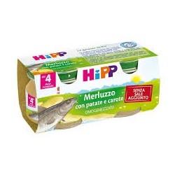 Omogeneizzati Hipp Merluzzo...