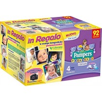 Pampers 4 Progressi X92