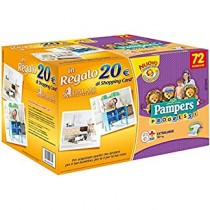 Pampers 5 Progressi X72