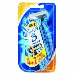 Rasoio Bic Comfort 4+2