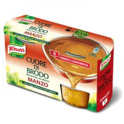 Cuore di Brodo Manzo Knorr X4