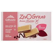 Wafer Zerograno Cioccolato...
