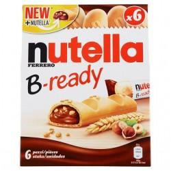 Nutella B-Ready Ferreo 6X22gr.