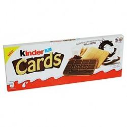 Kinder Cards 128gr.