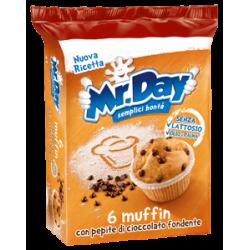 Muffin Mr Day 252gr.
