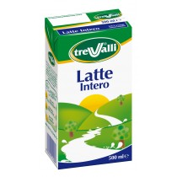 Latte Intero TreValli 50cl.