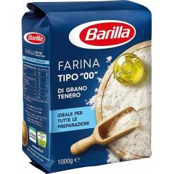 Farina Tipo 00 Barilla 1Kg.