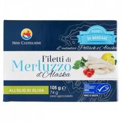 Filetti di Merluzzo al...