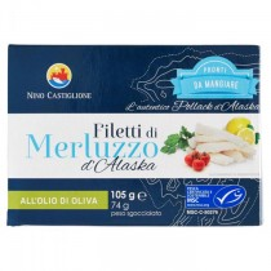 Filetti di Merluzzo Nino...