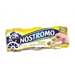 Tonno Nostromo 3X 120gr.